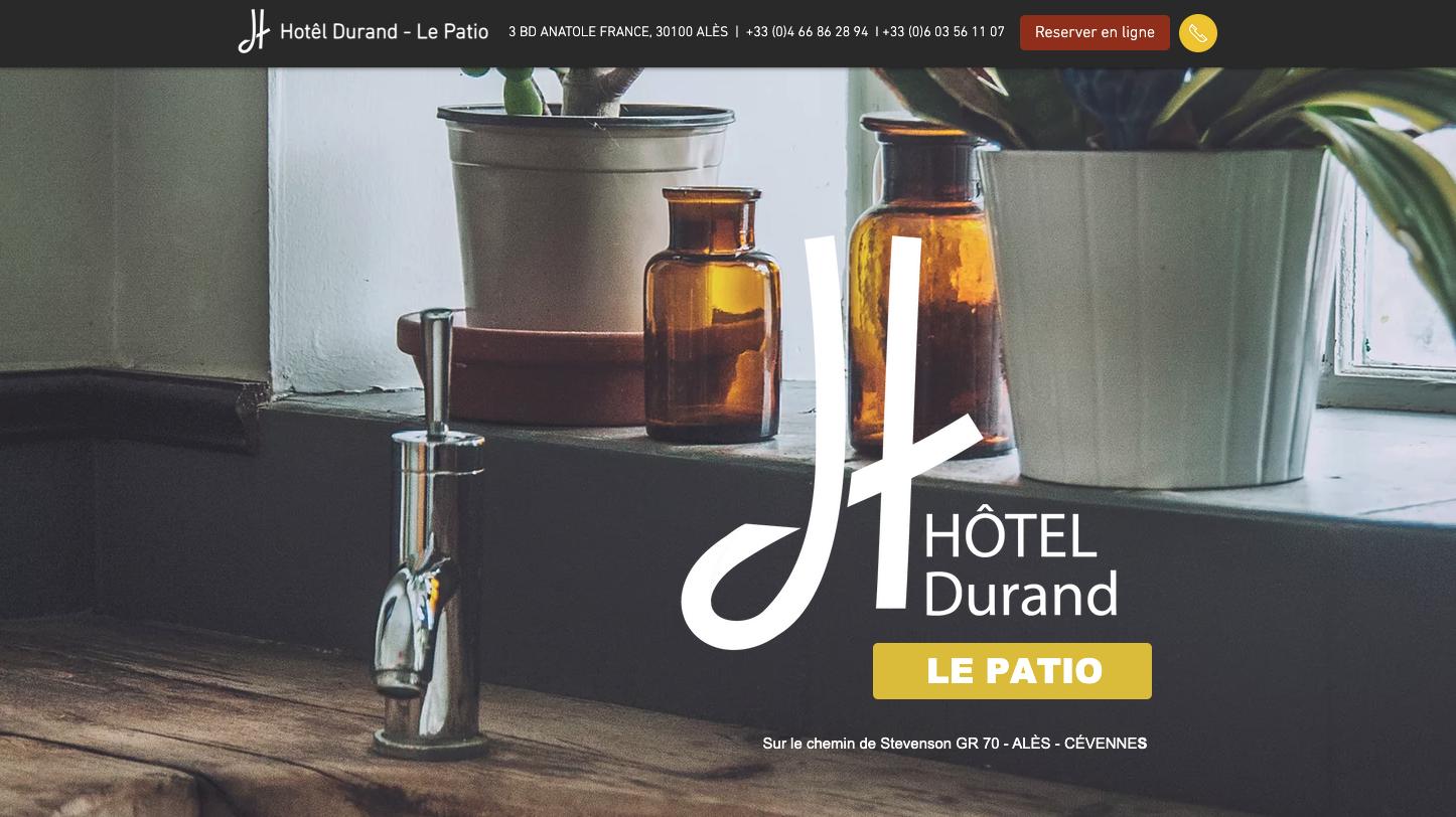 Hotel Durand Alès