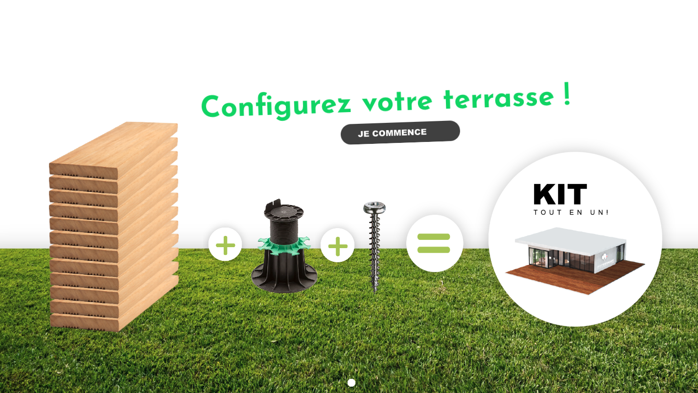 UneTerrasse.com